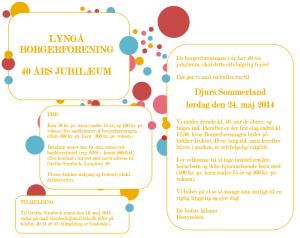 Jubilæum - Djurs Sommerland