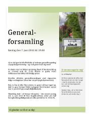 Generalforsamling2015