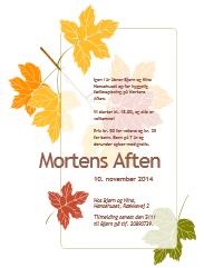 Mortens Aften