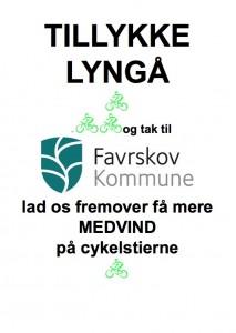 Tillykke Lyngå